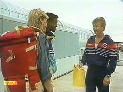 Scott Robinson, Pete Baxter, Coach in Neighbours Episode 0758