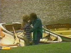 Charlene Mitchell, Steve Fisher in Neighbours Episode 0758