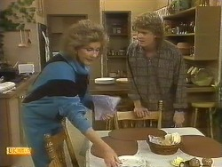 Madge Bishop, Henry Ramsay in Neighbours Episode 0759