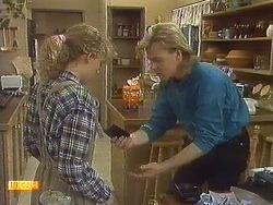 Charlene Mitchell, Scott Robinson in Neighbours Episode 0760