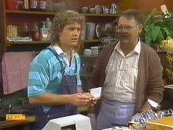 Henry Ramsay, Harold Bishop in Neighbours Episode 0760