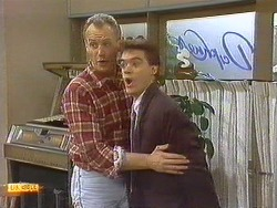 Jim Robinson, Paul Robinson in Neighbours Episode 0760