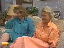 Madge Bishop, Helen Daniels in Neighbours Episode 0760