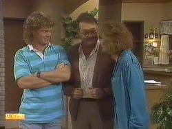 Henry Ramsay, Harold Bishop, Madge Bishop in Neighbours Episode 0760