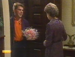 Delivery Man, Nell Mangel in Neighbours Episode 0760
