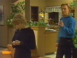 Charlene Robinson, Scott Robinson in Neighbours Episode 0761