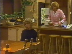 Charlene Robinson, Madge Bishop in Neighbours Episode 0761