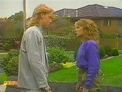 Scott Robinson, Charlene Mitchell in Neighbours Episode 0761