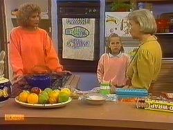 Madge Bishop, Katie Landers, Helen Daniels in Neighbours Episode 0761