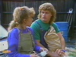 Charlene Robinson, Henry Ramsay in Neighbours Episode 0761