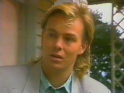 Scott Robinson in Neighbours Episode 0761