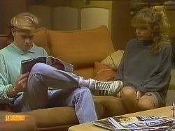 Scott Robinson, Charlene Robinson in Neighbours Episode 0762