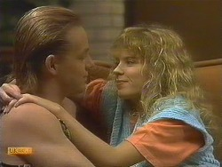 Scott Robinson, Charlene Mitchell in Neighbours Episode 0764