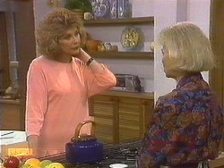 Madge Bishop, Helen Daniels in Neighbours Episode 0764