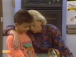 Todd Landers, Helen Daniels in Neighbours Episode 0764