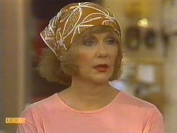 Madge Bishop in Neighbours Episode 0764
