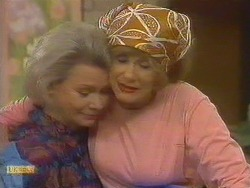 Helen Daniels, Madge Bishop in Neighbours Episode 0764