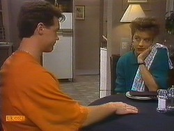 Paul Robinson, Gail Robinson in Neighbours Episode 0765