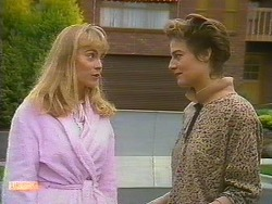 Jane Harris, Gail Robinson in Neighbours Episode 0765