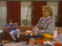 Mike Young, Bronwyn Davies in Neighbours Episode 0765