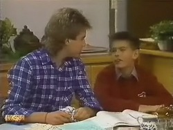 Nick Page, Todd Landers in Neighbours Episode 0798