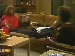 Madge Bishop, Harold Bishop, Gail Robinson in Neighbours Episode 0798