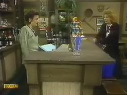 Gail Robinson, Madge Bishop in Neighbours Episode 0798