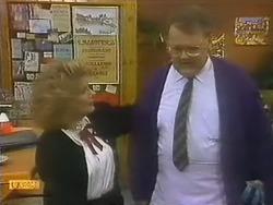 Madge Bishop, Harold Bishop in Neighbours Episode 0798