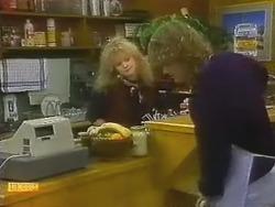 Sharon Davies, Henry Ramsay in Neighbours Episode 0799