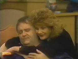 Harold Bishop, Madge Bishop in Neighbours Episode 0799