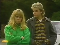 Jane Harris, Nick Page in Neighbours Episode 0800