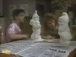 Todd Landers, Henry Ramsay in Neighbours Episode 0801