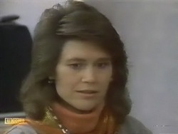 Beverly Marshall in Neighbours Episode 0801