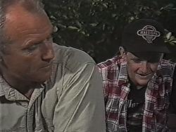 Jim Robinson, Greg Bartlett in Neighbours Episode 1867