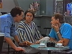 Stephen Gottlieb, Cameron Hudson, Doug Willis in Neighbours Episode 1867