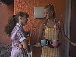 Debbie Martin, Phoebe Bright in Neighbours Episode 1867