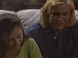 Beth Brennan, Brad Willis in Neighbours Episode 1869
