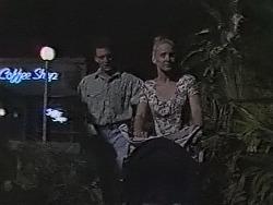 Stephen Gottlieb, Phoebe Bright in Neighbours Episode 1869