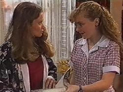 Julie Martin, Debbie Martin in Neighbours Episode 1869