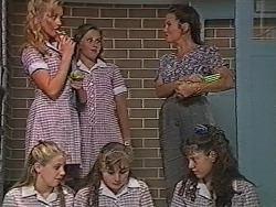 Annalise Hartman, Debbie Martin, Julie Martin in Neighbours Episode 1869