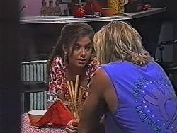 Beth Brennan, Brad Willis in Neighbours Episode 1870
