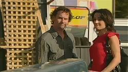 Lucas Fitzgerald, Emilia Jovanovic in Neighbours Episode 6338