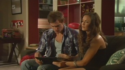 Kyle Canning, Jade Mitchell in Neighbours Episode 6338