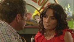 Michael Williams, Emilia Jovanovic in Neighbours Episode 6338