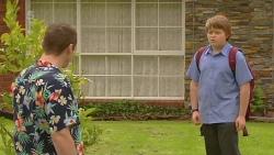 Toadie Rebecchi, Callum Jones in Neighbours Episode 6343