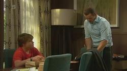 Callum Jones, Toadie Rebecchi in Neighbours Episode 6343
