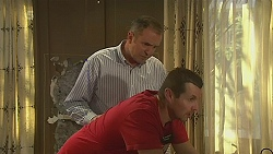 Karl Kennedy, Toadie Rebecchi in Neighbours Episode 6348