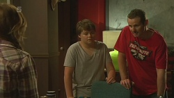 Sonya Mitchell, Callum Jones, Toadie Rebecchi in Neighbours Episode 6348