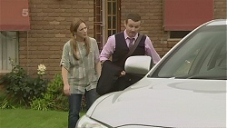 Sonya Mitchell, Toadie Rebecchi in Neighbours Episode 6348