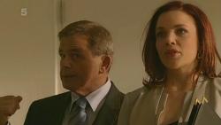 Myles Porter, Charlotte McKemmie in Neighbours Episode 6348